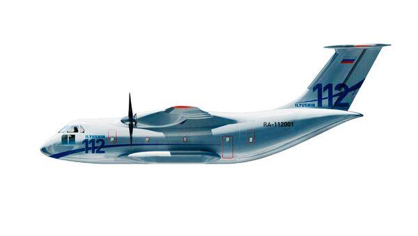 Il-112 - Sputnik Česká republika
