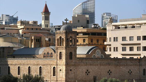 Bejrút, Libanon - Sputnik Česká republika