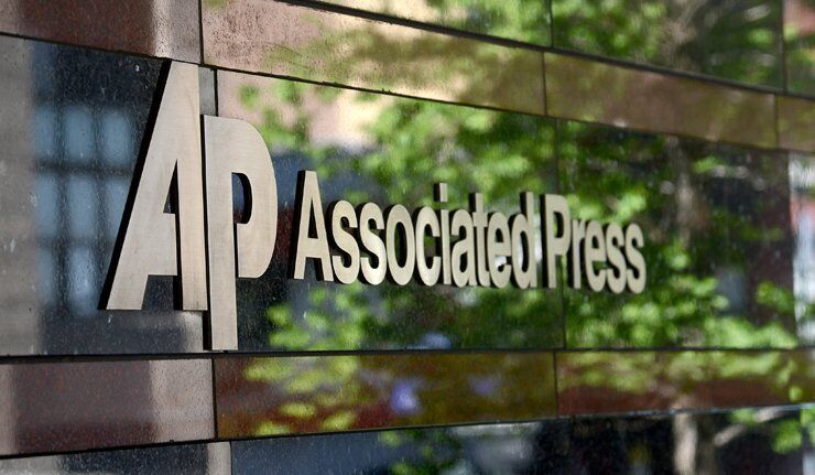 Logo agentury Associated Press (AP)