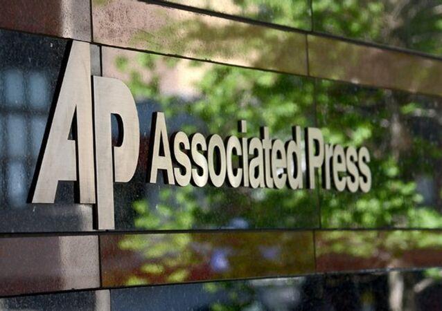 Logo agentury Associated Press (AP)