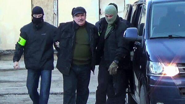 Zadržení Leonida Parchomenka - Sputnik Česká republika