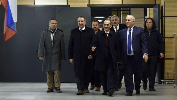Ukrajina zahájila trestní stíhání tureckých politiků kvůli návštěvě Krymu - Sputnik Česká republika