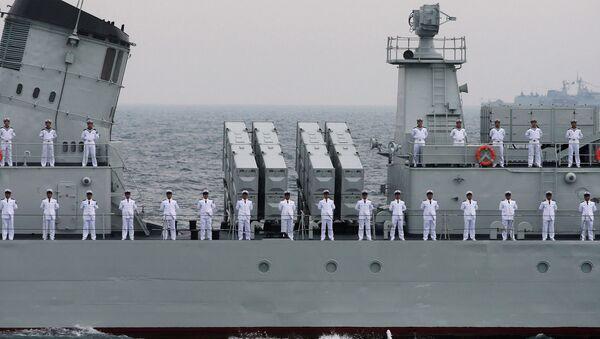 Námořnictvo Čínské republiky - Sputnik Česká republika