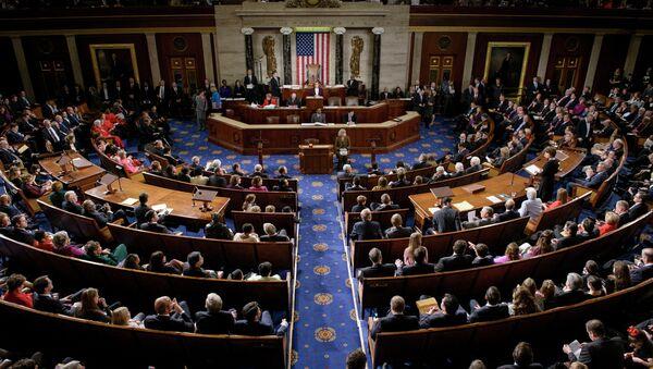 Sněmovna reprezentantů Spojených států amerických - Sputnik Česká republika