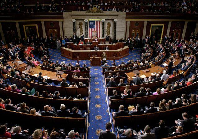 Sněmovna reprezentantů Spojených států amerických
