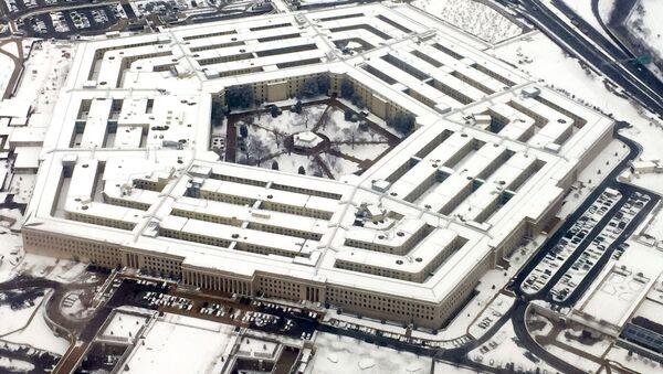 Budova Pentagonu, Washington - Sputnik Česká republika