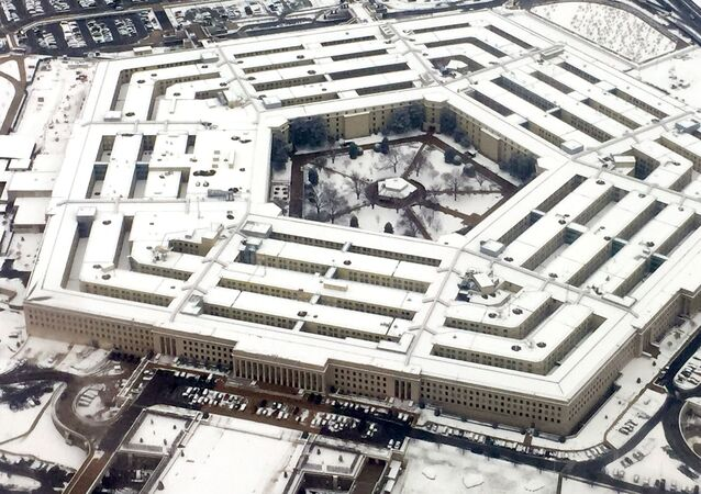 Budova Pentagonu, Washington