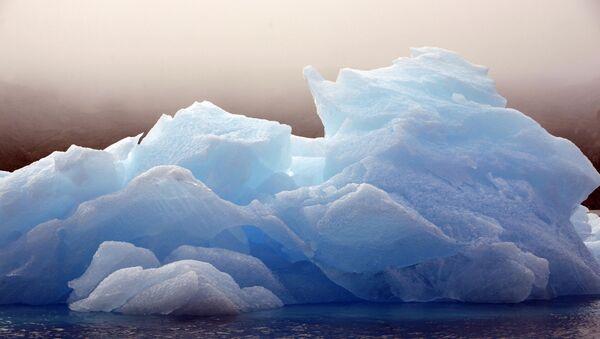 Ledovec v Grónsku - Sputnik Česká republika