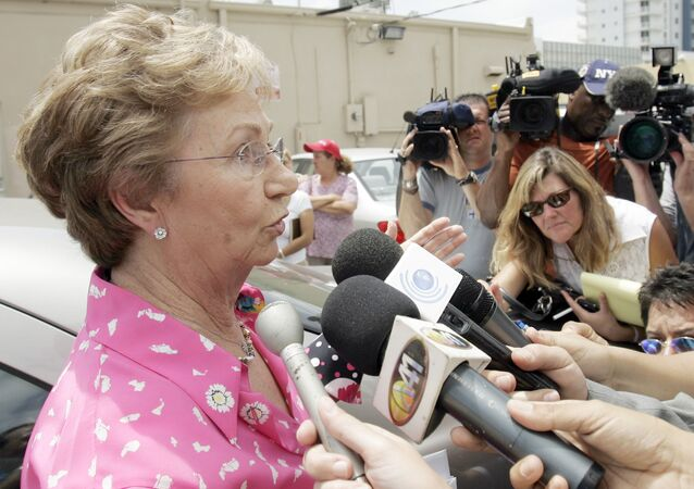 Juanita Castrová, sestra Fidela Castro