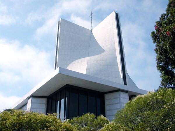 Neobvyklá architektura církevních staveb - Sputnik Česká republika