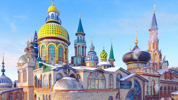 Chrám všech náboženství. Archivní foto - Sputnik Česká republika