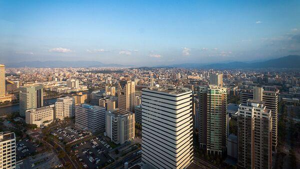 Fukuoka, Japan - Sputnik Česká republika