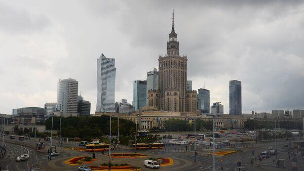 Varšava - Sputnik Česká republika