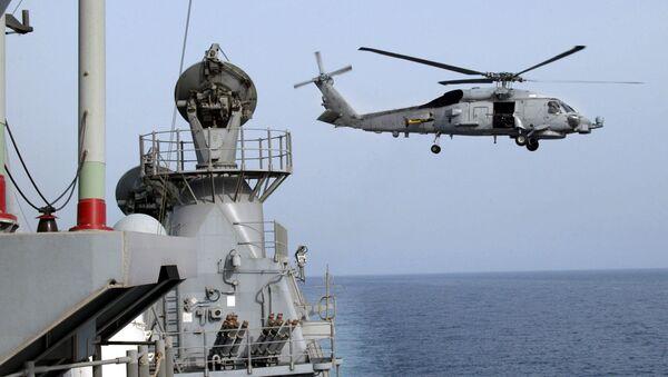 Americký SH-60 Seahawk - Sputnik Česká republika