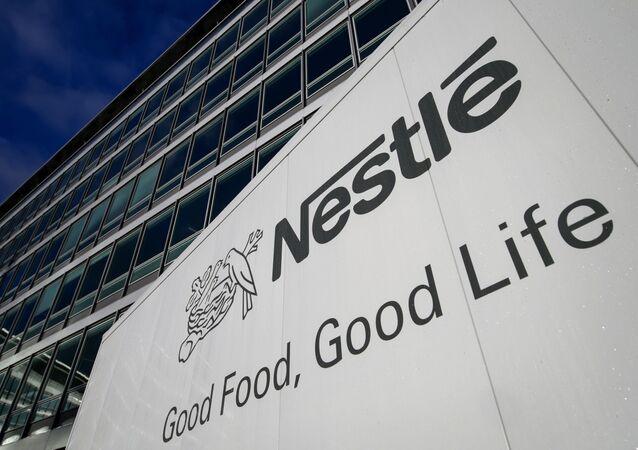 Sídlo společnosti Nestlé