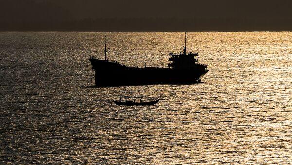 Lod' v moři - Sputnik Česká republika