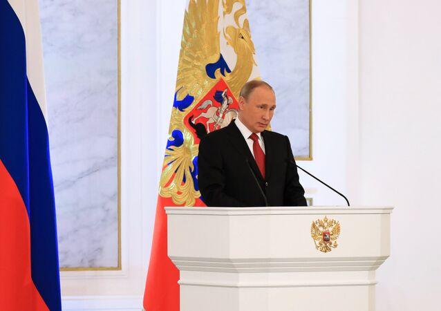 Putin vyjadřil znepokojení ohledně vzniku nových neshod a konfliktů na světě