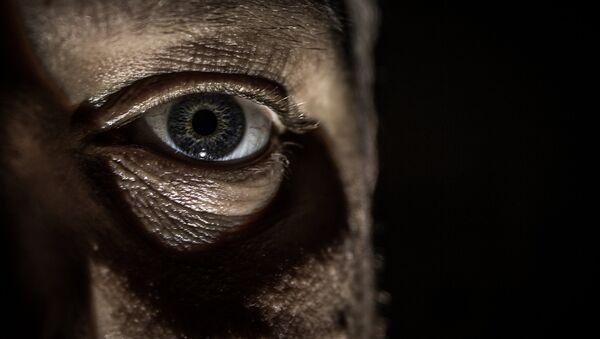 Oko. Ilustrační foto - Sputnik Česká republika