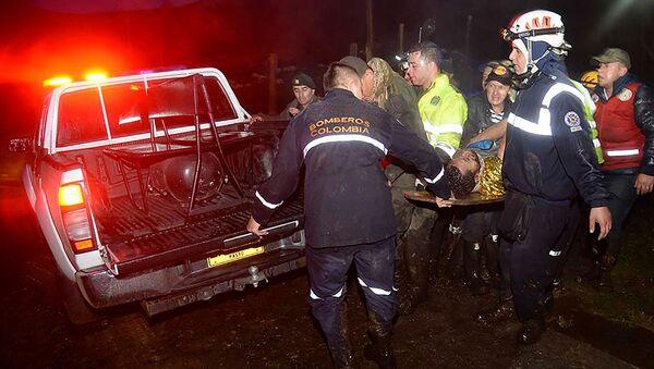 Byly oznámeny další okolnosti letecké katastrofy v Kolumbii - Sputnik Česká republika
