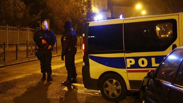 Francouzská policie - Sputnik Česká republika