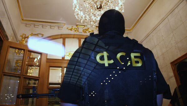 Příslušník FSB - Sputnik Česká republika