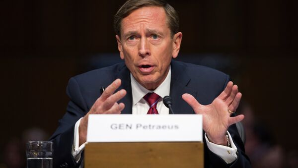 David Petraeus - Sputnik Česká republika
