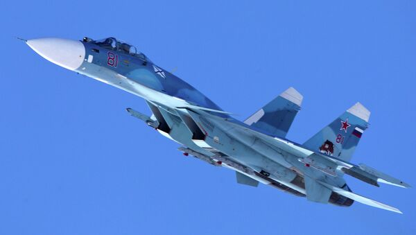 Su-33 - Sputnik Česká republika