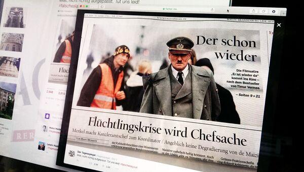 Der Tagesspiegel - Sputnik Česká republika