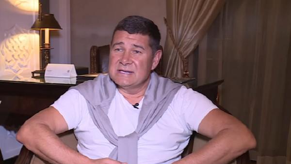Oleksandr Onyščenko - Sputnik Česká republika