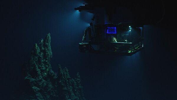 Deep Discoverer, ilustrační foto - Sputnik Česká republika