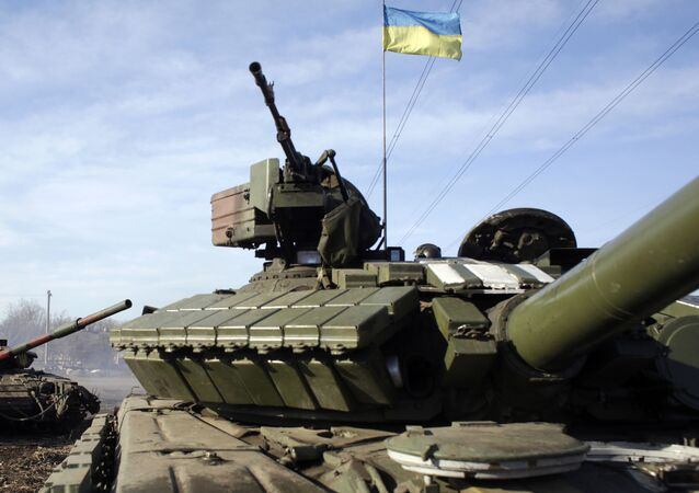 Ukrajinské tanky
