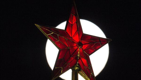 Jedna z kremelských hvězd - Sputnik Česká republika