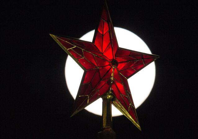 Jedna z kremelských hvězd