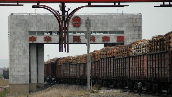 Rusko-čínská hranice - Sputnik Česká republika