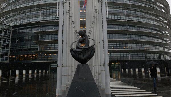 Europarlament - Sputnik Česká republika