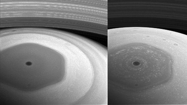 Foto Saturnu ze sondy Cassini - Sputnik Česká republika