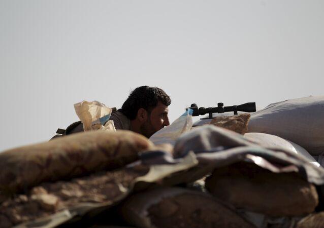 Příslušník Svobodné syrské armády
