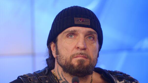 Aleksandr Zaldostanov - Sputnik Česká republika