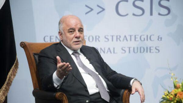 Haider al-Abadi - Sputnik Česká republika