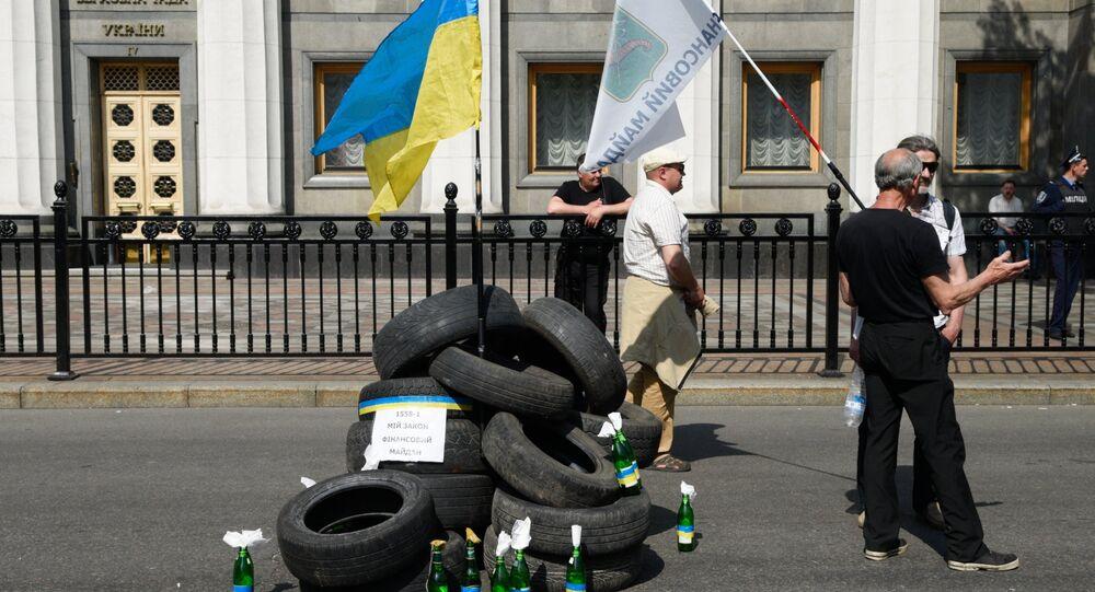 Situace v Kyjevě