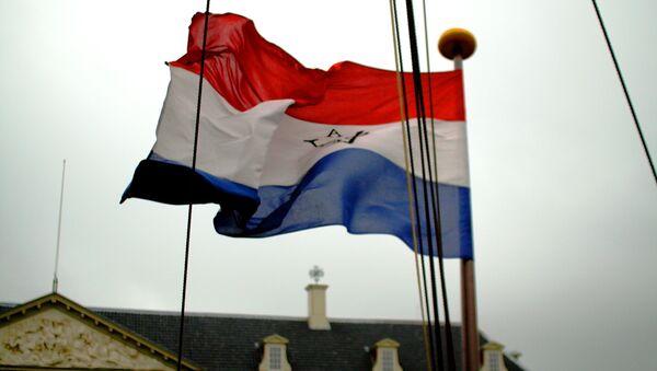 Nizozemská vlajka - Sputnik Česká republika