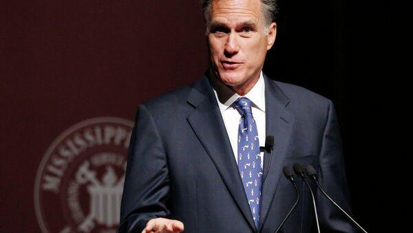 Mitt Romney - Sputnik Česká republika