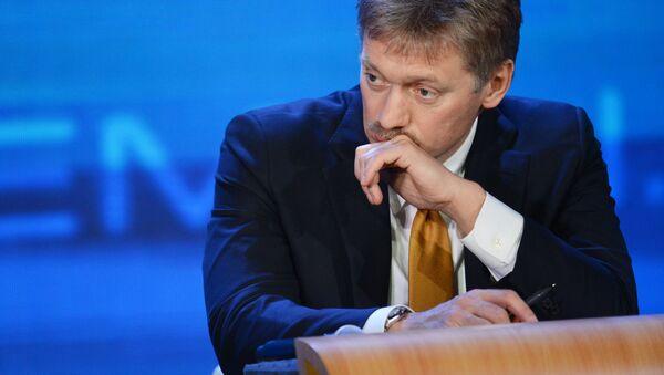 Tiskový mluvčí ruského prezidenta Dmitrij Peskov - Sputnik Česká republika