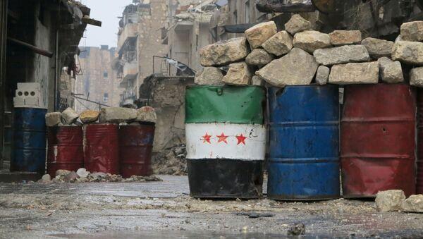 Východní Aleppo - Sputnik Česká republika