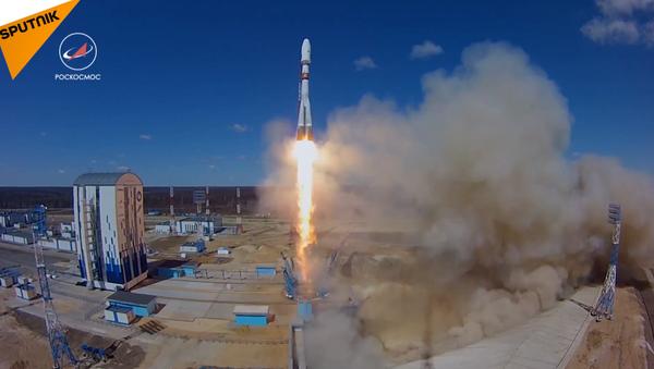 Úklid raket - Sputnik Česká republika