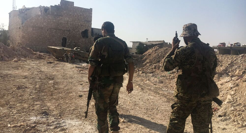 Syrské vojsko