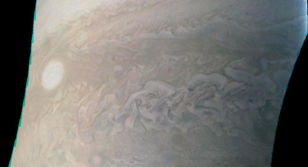 Uragán Jupiteru