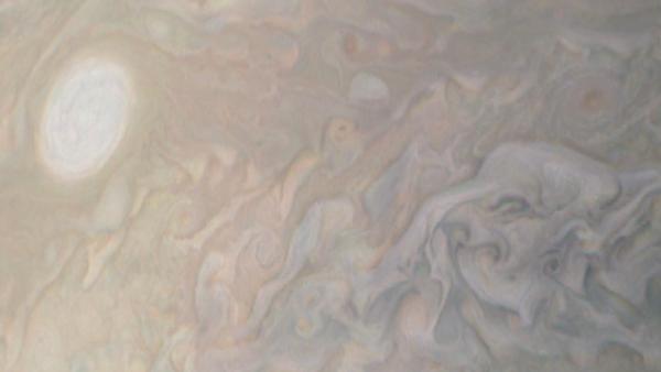 Uragán Jupiteru - Sputnik Česká republika