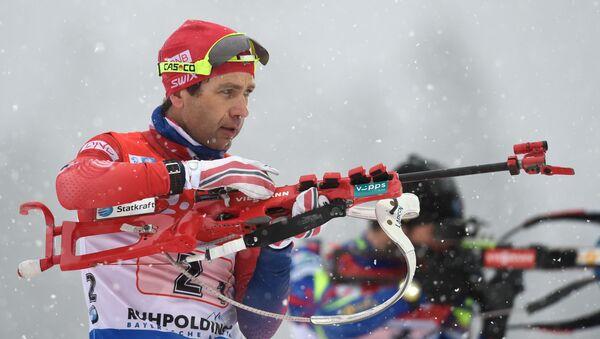 Osminásobný olympijský mistr v biatlonu Ole Einar Bjørndalen - Sputnik Česká republika