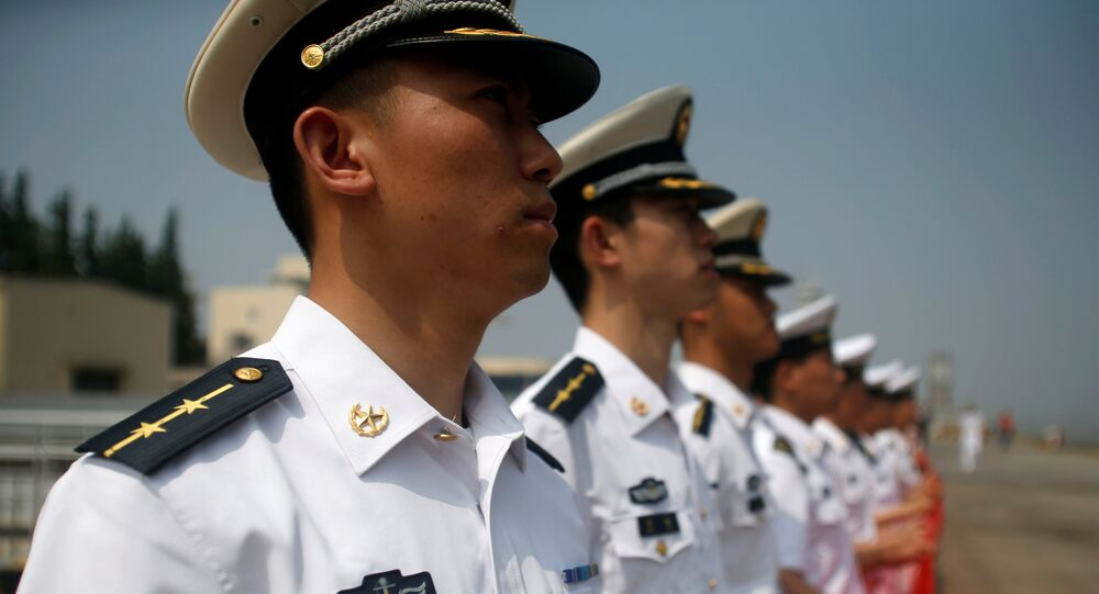 Čínští námořníci